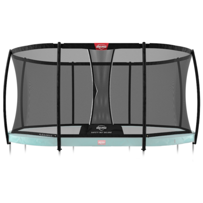 Attribute Trampolino Berg Safety Net Deluxe Oval