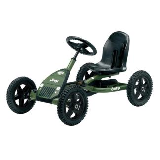 Podokinito Autokinito Podilato Me Petalia Berg Buddy Jeep Junior Pedal Go Kart