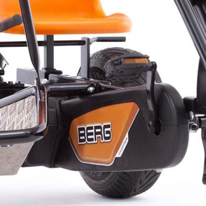 Podokinito Autokinito Podilato Me Petalia Motosikleta Berg Specials Duo Chopper
