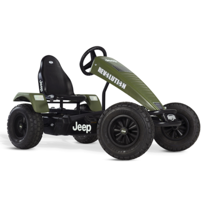 Podokinito Autokinito Podilato Me Petalia Tzip Berg Off Road Jeep Revolution Pedal Go Kart