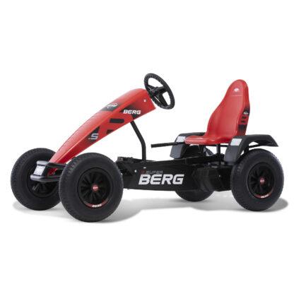 ποδοκίνητο αυτοκίνητο ποδήλατο με πετάλια για παιδιά και μεγάλους Berg Basics Xl B Super Red