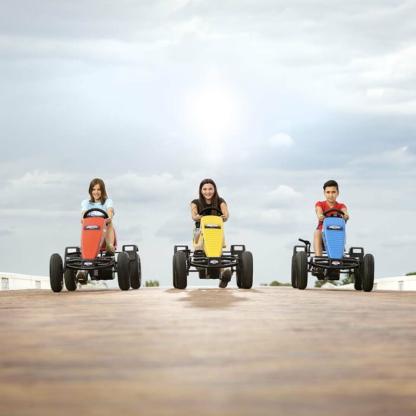 ποδοκίνητο αυτοκίνητο ποδήλατο με πετάλια για παιδιά και μεγάλους Berg Basics Xl B.super