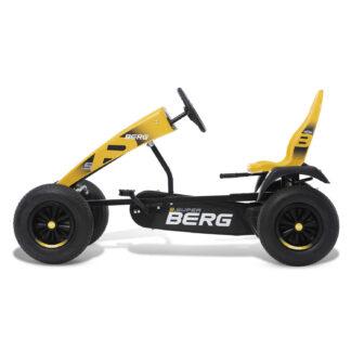 ποδοκίνητο αυτοκίνητο ποδήλατο με πετάλια για παιδιά και μεγάλους Berg Basics Xl B.super Yellow Bfr